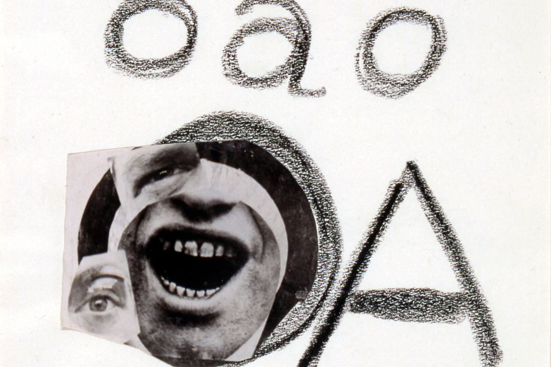 Raoul Hausmann - Collages